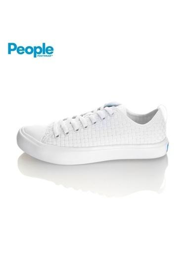 People Ayakkabı Beyaz